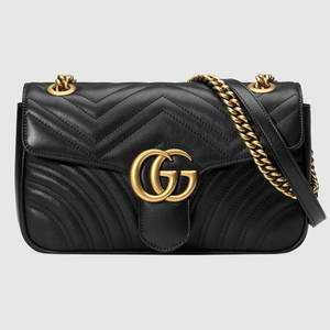 유럽직배송 구찌 GUCCI GG MARMONT SMALL MATELASSE SHOULDER BAG 443497 DTDID 1000