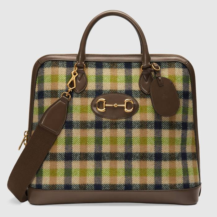 유럽직배송 구찌 GUCCI Gucci - Gucci Horsebit 1955 small duffle bag 6216402GBCG8472