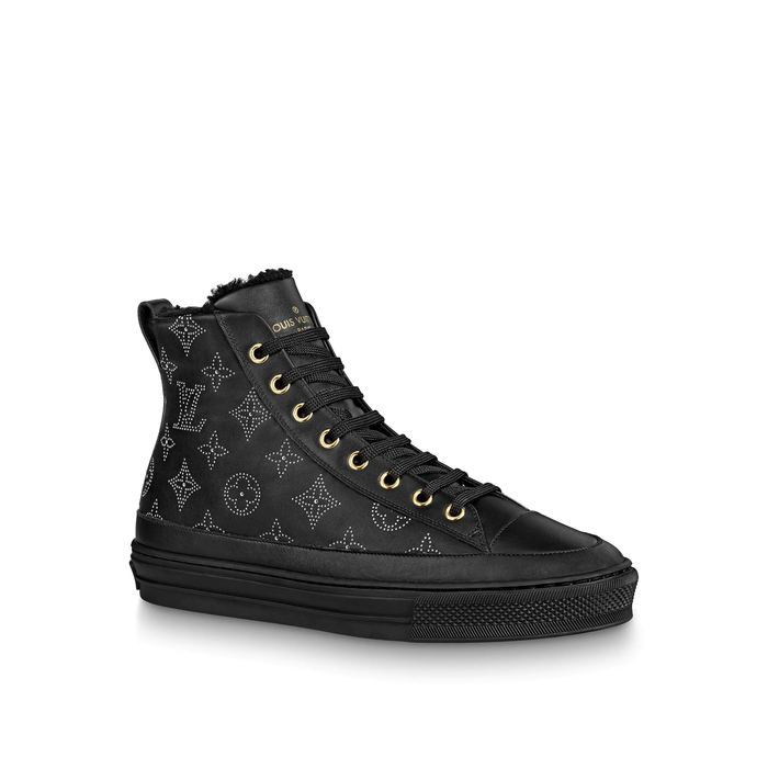 유럽직배송 루이비통 LOUIS VUITTON Stellar Trainer Boots 1A87UY