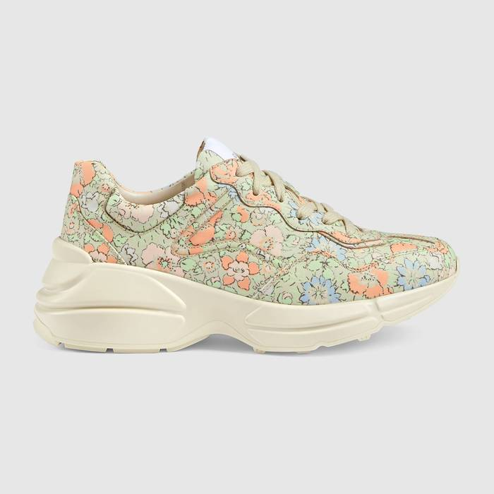 유럽직배송 구찌 GUCCI Gucci Women's Rhyton Liberty London sneaker 6420582JV003932