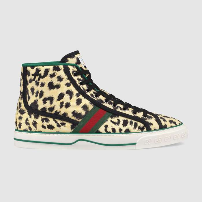 유럽직배송 구찌 GUCCI Gucci - Men's Gucci Tennis 1977 high top sneaker 6258072D3102070