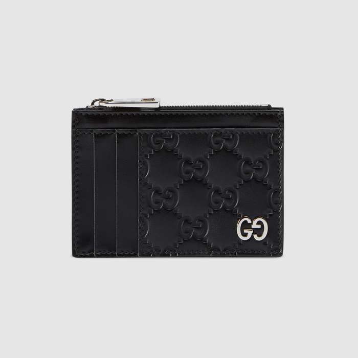 유럽직배송 구찌 GUCCI Gucci - Gucci Signature card case 597560CWC1N1000
