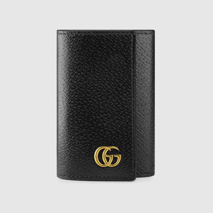 유럽직배송 구찌 GUCCI Gucci GG Marmont leather key case 435305DJ20T1000