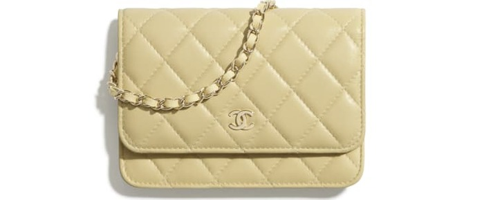 유럽직배송 샤넬 CHANEL Mini Wallet on Chain AP1649Y04059NA105