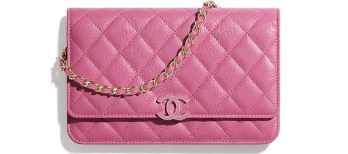 유럽직배송 샤넬 CHANEL Wallet On Chain AP1479B03938NA113