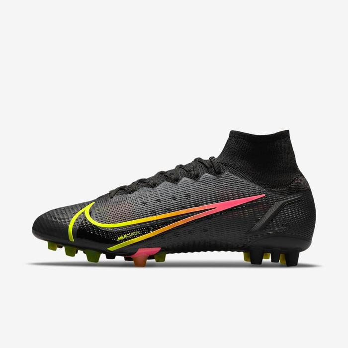 유럽직배송 나이키 NIKE Nike Mercurial Superfly 8 Elite AG Artificial-Grass Football Boot CV0956-090