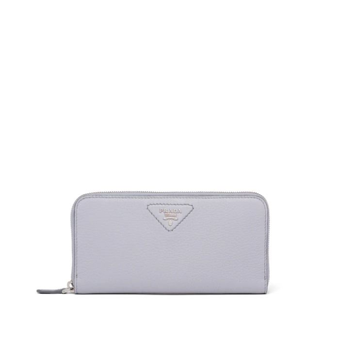 유럽직배송 프라다 장지갑 PRADA LARGE LEATHER WALLET 1ML506_2BBE_F0591